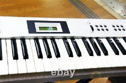 High-quality sound with KORG X5D PCM technology TG398 from Japan color white