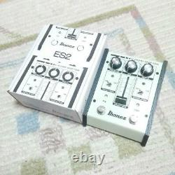 Ibanez ES2 Echo Shifter Guitar Effect Pedal Analog Delay Sound Boxed from Japan