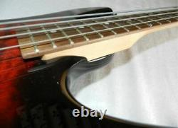 Ibanez GIO Sound Gear Red Burst Electric Bass Guitar Shipped from Japan