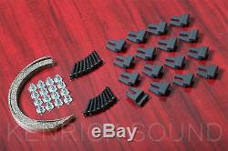 JBL Kenrick Sound 16 pairs Woofer Clamp Mounting Bracket Kit from JAPAN F/S