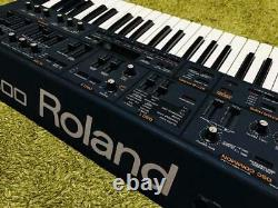 JP-8000 Roland 49-Key Sound Module Keyboard Synthesizer from japan used