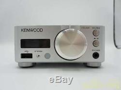 JVC Kenwood KA-NA 7 Integrated Amplifier Hi-Res Sound USB-DAC From Japan F/S
