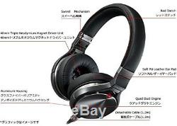 KENWOOD HEADPHONE High resolution sound source compatible KH-KZ3000 from JAPAN