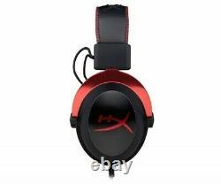 KINGSTON KHX-HSCP-RD HyperX Gaming Headset 7.1 Virtual Surround Sound from JAPAN