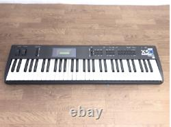 KORG X5D Keyboard Synthesizer Sound Module Multi-effects From Japan Used