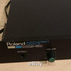 Keyboard Synthesizer Roland MKS-50 sound module Used From Japan (HYAO)