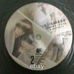Kimagure Orange Road LP Record Sound Color 3 Matsumoto Izumi Vintage From Japan