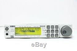 Korg NS5R MIDI Synthesizer module GS XG Sound DTM From Japan Excellent++