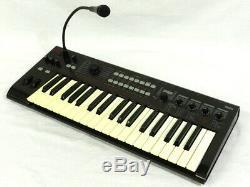 Korg R3 Keyboard Synthesizer Vocoder Analog sound From Japan Used Good