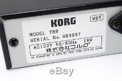 Korg TR- RACK TRINITY RACK Synthesizer module sound module Keyboard From Japan