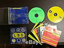 LSD Dream Emulator and sound track for Playstation PS1 Game NTSCJ From Japan F/S