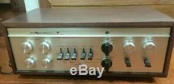 LUXMAN CL 35 MK lll Audio Control Amplifier System Vintage Amp Sound From Japan