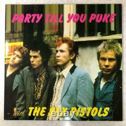 Last Demo 200 Limited Edition SEX PISTOLS Super High Sound Quality from Japan
