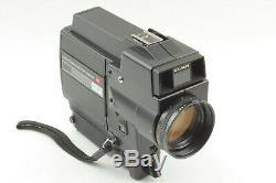 MINT Film x5 Elmo Super 8 Sound 6000AF MACRO Movie Camera From JAPAN #1029