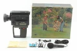 MINT in Box Full SetMinolta XL-225 Sound Super8 8mm Movie Camera from Japan