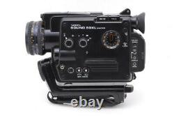 MINTYASHICA SOUND 50XL MACRO SUPER 8 Movie 8-40mm f/1.2 From Japan #1375