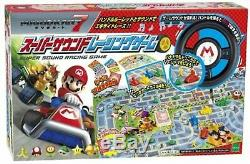 Mario Kart 7 Super Sound Racing game Free Shipping with Tracking# New from Japan