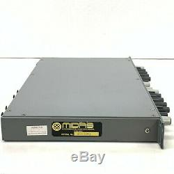 Midas XL42 2 Channel Rack Mount Preamp Sounds from Japan TGK