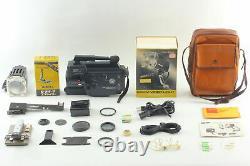 Mint ELMO Super 8 Sound 2600AF MACRO 8mm Movie Camera from japan #959
