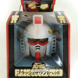 Mobile Suit Gundam Zaku Flash Sound Head 2 pieces not for sale From Japan