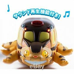 My Neighbor Totoro Remote Control Cat Bus Lighting Sound from Japan