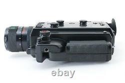 N-Mint ELMO Super8 Sound 612S-XL Macro Super 8 8mm Movie Camera from Japan