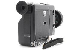 NEAR MINT CANON 514XL-S Super 8 Sound Film Movie Camera From JAPAN