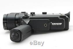 NEAR MINT ELMO SUPER 8 SOUND 2400AF MACRO Super8 Movie Camera From JAPAN #536
