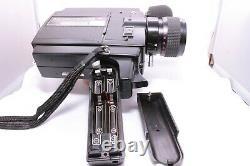 NEAR MINT ELMO Super 8 Sound 650S 8mm Movie Cine Film Camera from JAPAN