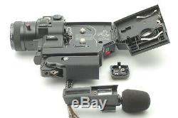 NEAR MINT Fujica Single-8 SOUND ZX550 Movie Film Camera From Japan #154