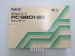 NEC PC-9801 86 PC-9801-86 Sound Board From JAPAN