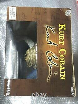 NECA KURT COBAIN 18 Figure With Sound REEL TOYS NIRVANA From JAPAN