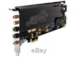 NEW ASUS Essence STX II Hi-Fi quality sound card with Headphone Amp from JAPAN