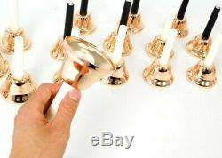 NEW KC MB-23K/C Music Bell Hand Bell Sound 23 set Copper from JAPAN
