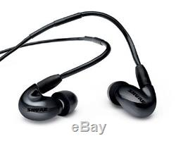 NEW SHURE SE846 Sound Isolating Earphones SE846K-A Black from Japan F/S