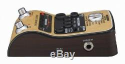 NEW ZOOM AC-2 ACOUSTIC CREATOR ACOUSTIC SOUNDAMPLIFIED from JAPAN