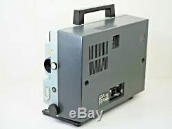 NMint ELMO ST-1200 Super 8 8mm Sound Movie Projector with Case From Japan 560