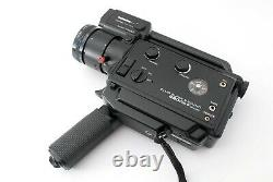Near Mint Elmo Super 8 Sound 2600AF Macro 8mm Movie Camera From Japan #4848