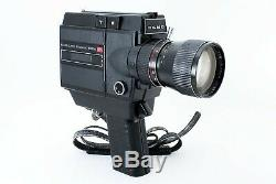 Near Mint Elmo super8 sound 1000s 8mm movie camera from japan