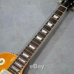 New Crews Maniac Sound KTR LS-02 CS Electric Guitar From Japan