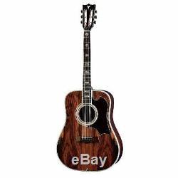 New K. Yairi Standard Series YW-800G Acoustic Guitar sound PREMIUM from japan