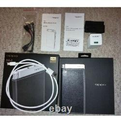 OPPO HA-2 Portable Headphone Amplifier USB DAC High Resolution Sound from japan