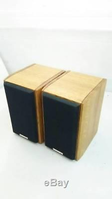 PIONEER S-A4SPT-PM Speakers Speaker Pair Set for Audio Sound Used from Japan