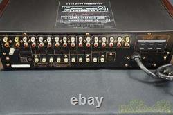 Pioneer C-90 sound pre. Amplifier from Japan