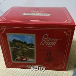 Porco Rosso Light Up Sound Diorama Porco Hide From JAPAN