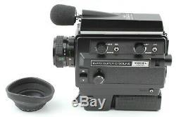REAR! NEAR MINTELMO Super 8 Sound 350 SL Macro Movie Camera From Japan #262