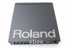 ROLAND TD-5 DRUM PERCUSSION SOUND MODULE with AC adapter from Japan Exc #708914