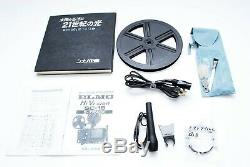 Rare! Mint in BOX ELMO SOUND HiVi SC-18 M 2-Track Movie Projector from Japan