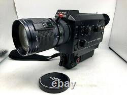 ReadAppearance Nr MINTELMO 1012S-XL Super 8 Sound Movie Film Camera From JAPAN
