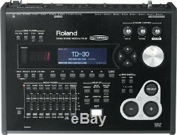 Roland Drum Sound Module Td-30 From Japan Ac100V New